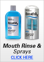 Mouth Rines & Sprays