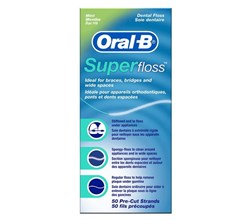 Oral B Accessories oral b superfloss