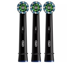 OralB Deep Sweep Brush Heads oral b eb50 black